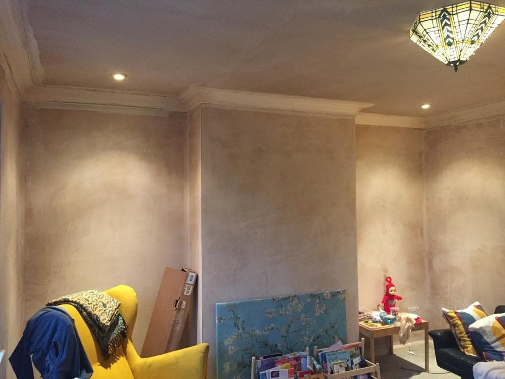 Plastering & Skimming services in Bromley